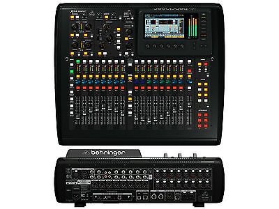 Behringer X32 Compact Digital Mixer 40 In - 25 Bus - 16 Mic Preamp • 1,525.42£