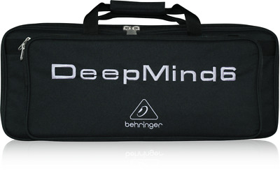 Behringer Deepmind 6-tb Bag Water Repellent Padded • 98.60£
