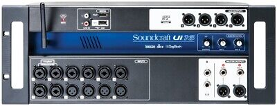 Soundcraft Ui16 16-input Remote-controlled Digital Mixer With Wi-Fi New • 344.56£