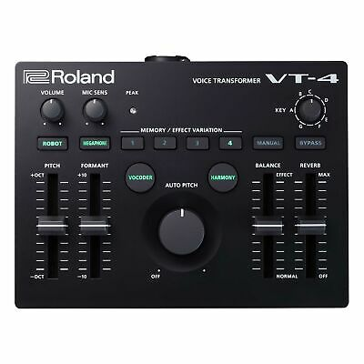 Roland VT-4 Voice Transformer With Built-In Effects • 176.89£