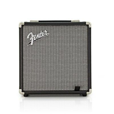Fender Rumble 15 V3 Bass Guitar Combo Amp • 89£