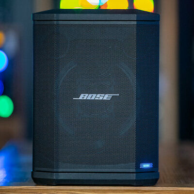Bose S1 Pro System - Portable Multi Position PA System Includes Battery - New • 501.76£
