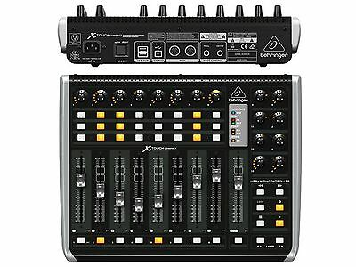 Behringer X-Touch Compact Controller USB/Midi With 9 Fader Powered Sensitive • 303.86£