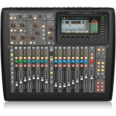 Behringer X32 Compact 32-Channel Digital Mixer New • 1,368.29£
