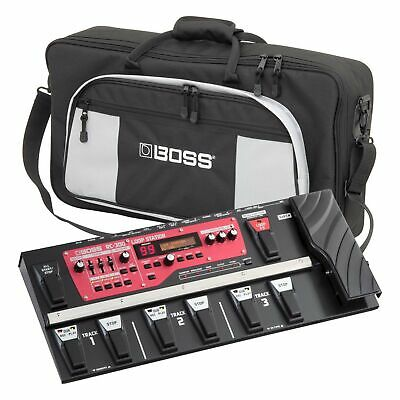 Boss RC-300 Multi Effects Guitar Loop Station Bundle With Carry Bag • 424.23£