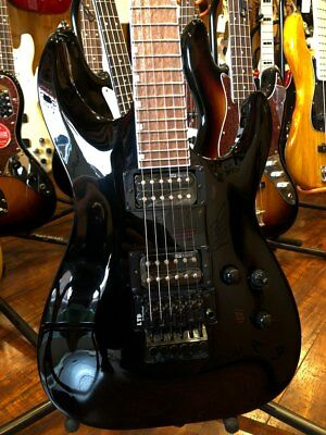 ESP LTD MH-200 2017 Black Electric Guitar. • 363.31£