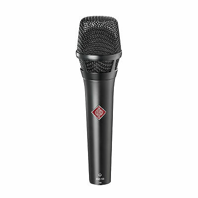 Neumann KMS105 Supercardiod Vocal Condensor Microphone In Black • 537.86£