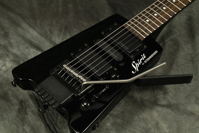 Steinberger Electric Guitar Spirit GT-Pro Deluxe BK Fast Shipping From Japan EMS • 370.44£