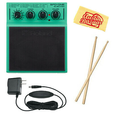 Roland SPD::ONE ELECTRO Percussion Pad W/ Power Supply • 170.67£