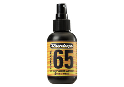 Jim Dunlop 654 Formula No.65 Guitar Polish & Cleaner • 8.35£