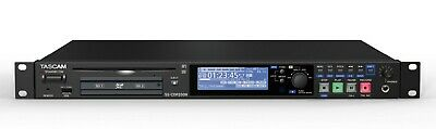 TASCAM SS-CDR250N Solid State Recorder With Dual SD And CDR (Open Box) • 673.66£