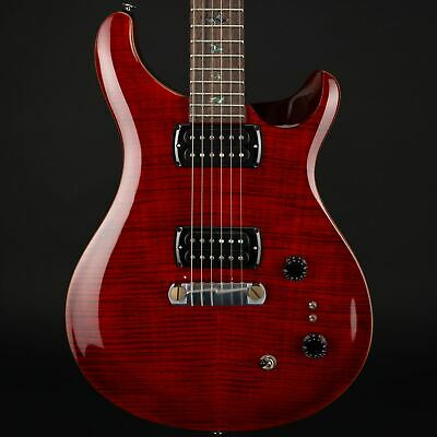 PRS SE Pauls Guitar In Fire Red • 799£