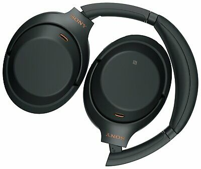 Sony WH-1000XM3 On-Ear Noise Cancelling Wireless Headphones - Black • 239.99£
