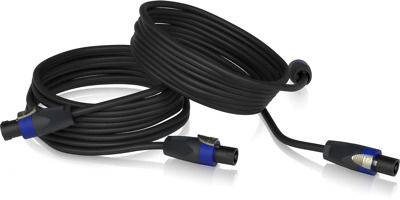 Turbosound TSPK-1.5-8M Pack Of 2 Cables For Speakers Professional • 85.32£