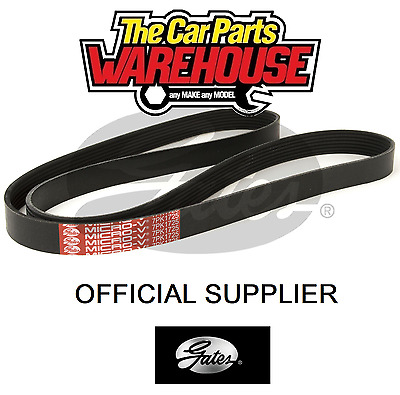 Genuine Gates Auxiliary Belt / Fan / Drive / Multi Rib 4PK1070 • 11.83£