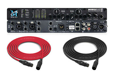 Metric Halo ULN-2 3d | Audio Interface With 2 Preamps & DSP | ProAudioLA • 1,107.45£