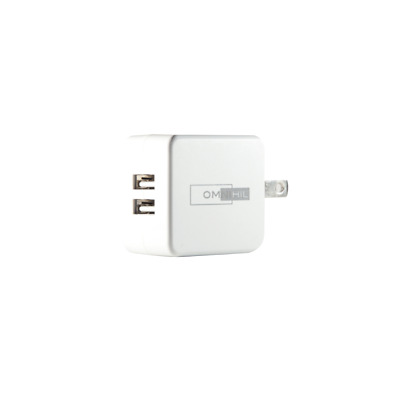 [UL Listed] OMNIHIL 2-Port Wall Charger Cable For Yamaha PSS-A50 • 6.52£