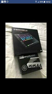 Native Instruments Maschine Jam And Komplete Audio 6 Interface Bought But Never  • 249£