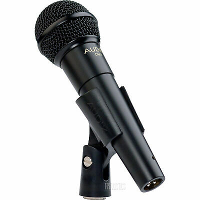 Audix OM11 Hypercardioid Handheld Dynamic Vocal Microphone OM 11 Classic Mic • 184.53£