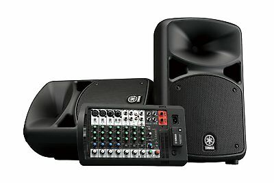 Yamaha STAGEPAS 600BT (2 Free Wired Mic)  • 805.63£