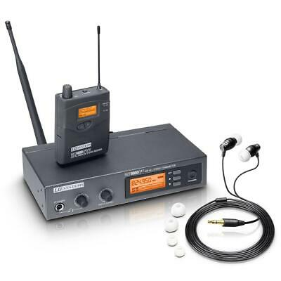 LD Systems MEI 1000 G2 - Wireless In-Ear Monitoring System NEW • 249£