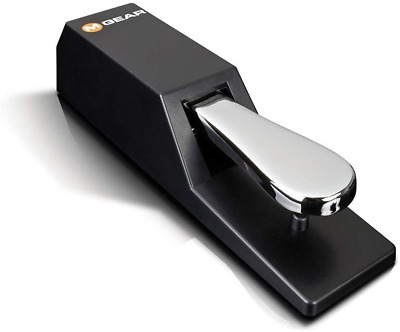 M-Audio SP-2 Sustain Pedal With Piano Style Action For Electronic Keyboards • 17.19£