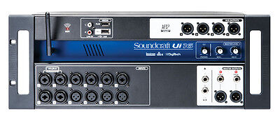 Soundcraft Ui16  16-Input Remote Controlled Digital Mixer With Onboard Wi-Fi • 346.44£