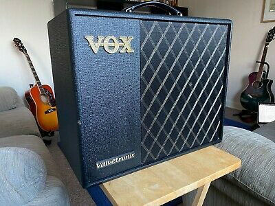 Vox Valvetronix Vt40x Guitar Amp Barely Used Great Condition • 160£