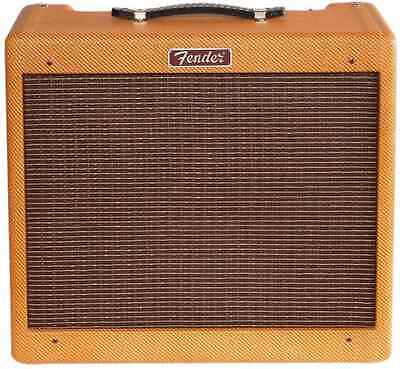 Fender Blues Junior Lacquered Tweed 15W 1x12 Combo Amplifier, NEW! Amp #B778837 • 485.66£