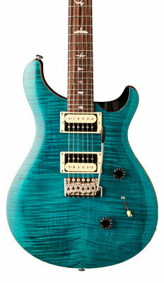 Paul Reed Smith SE Custom 24 Electric Guitar In Sapphire  • 577.11£