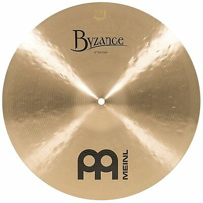 Meinl Percussion Byzance 15 Inch Traditional Thin Crash Cymbal – B15TC • 209£