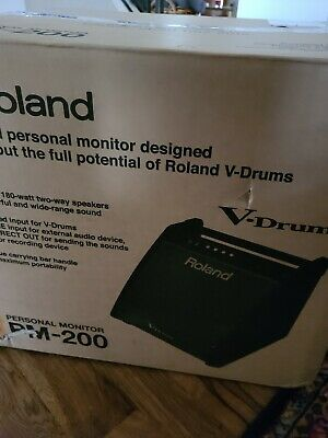 Roland PM-200 V Drums Personal Monitor • 207.22£