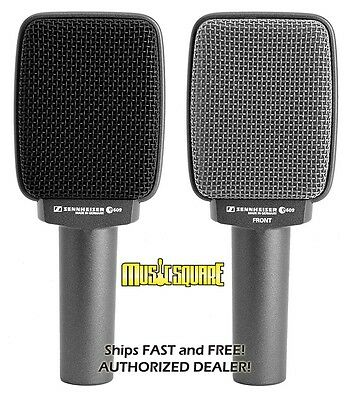 Sennheiser E609 Silver Super-cardioid Dynamic Microphone E-609 AUTHORIZED DEALER • 83.66£