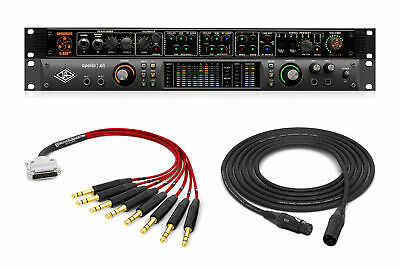 Dangerous Music D-BOX + With Universal Audio Apollo X8 And Cabling Package • 3,368.46£