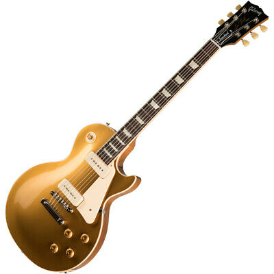 Gibson Les Paul Standard '50s P90 - Gold Top • 2,199£