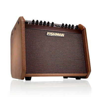 Fishman Loudbox Mini Charge Rechargeable 60-Watt Battery Powered Amp FREE COVER! • 409.14£