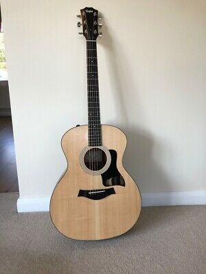 Taylor 114e 100 Series Grand Auditorium Electro Acoustic Guitar • 450£