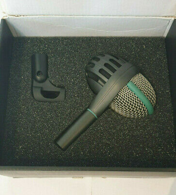AKG D112 MkII Barely Used - Mint Condition With Box And Clip • 50£
