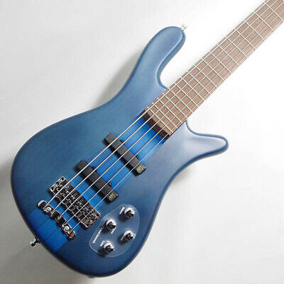 Warwick/Rock Bass Streamer Stage1 5 N Ofc Ob Ocean Blue Transparent Satin • 1,290.13£