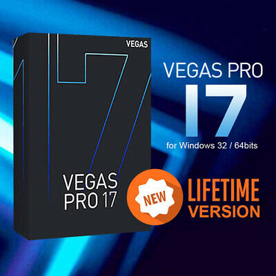 Magix Vegas Pro 17 Video Editing Download *NEW* Full Version Sony DOWNLOAD • 195.99£