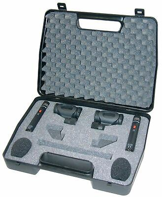 BeyerDynamic MC 930 Condenser Microphones Stereo Set • 786.34£