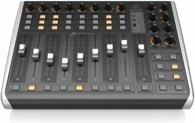 BEHRINGER X-TOUCH COMPACT Universal USB/MIDI Controller 9 Touch-Sensitive Motion • 249£