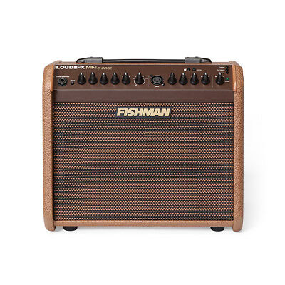 Fishman Loudbox Mini Charge Battery-Powered Acoustic Instrument Amplifier, New! • 364.13£