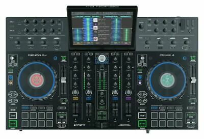 Denon DJ Prime 4 Standalone DJ System With 10-inch Multi-Touch Display • 1,519£