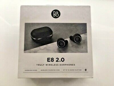 Bang & Olufsen Beoplay E8 2.0 Truly Wireless Bluetooth Earbuds And Charging Case • 169£