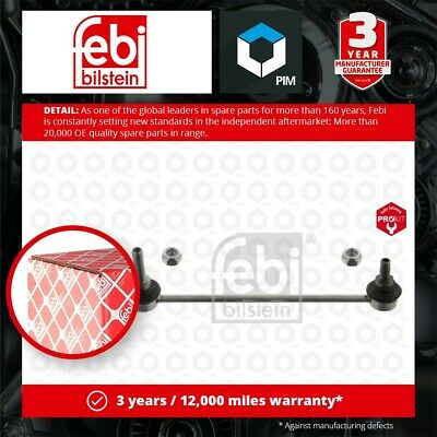Anti Roll Bar Link Rear Left Or Right 22473 Febi Stabiliser Drop Link Quality • 13.26£