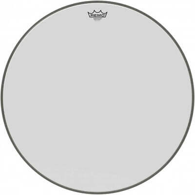 Remo BR-1226-00 Ambassador Smooth White Bass Drum Head, 26  • 50.20£