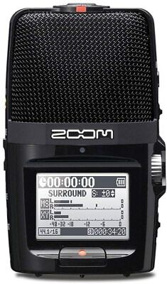 Zoom H2N Handy Recorder With Ms Microphone Xy Microphone • 136.53£
