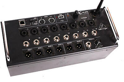 X AIR XR16 16-Input Digital Mixer For IPad/Android Tablets, ISSUE • 177.46£