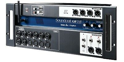 Soundcraft Ui16 16 Input Remote Controlled Digital Mixer With Wi-Fi Rack Mount • 332.63£